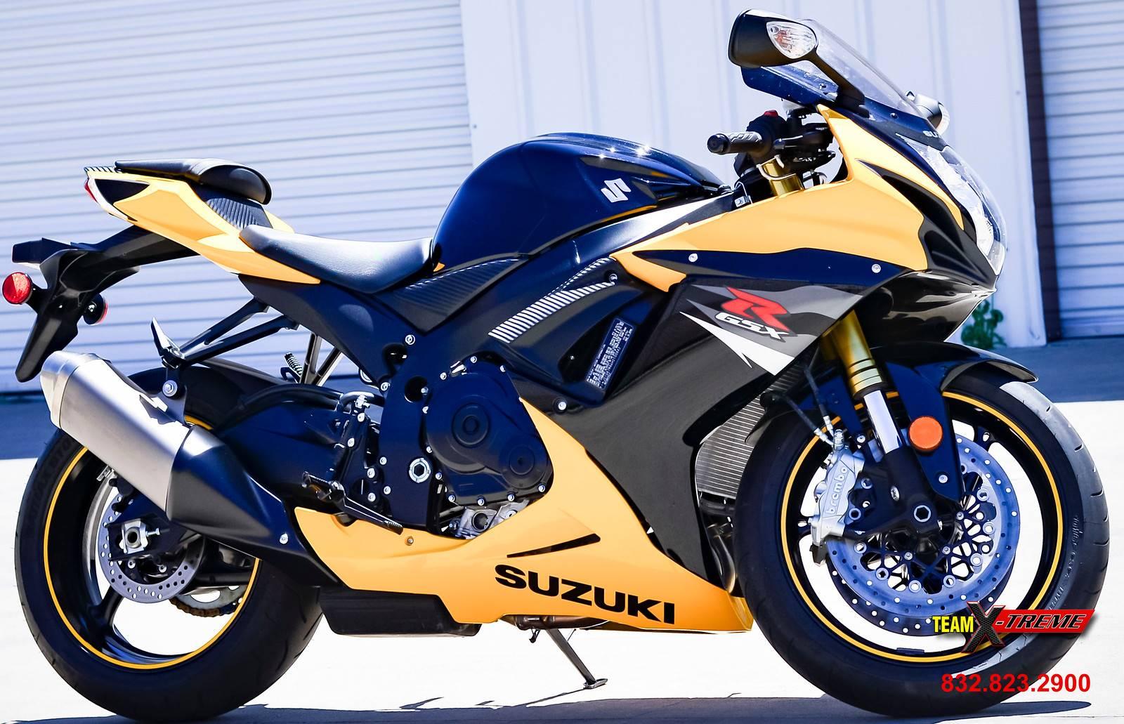 2017 Suzuki GSX-R750 for sale 108551