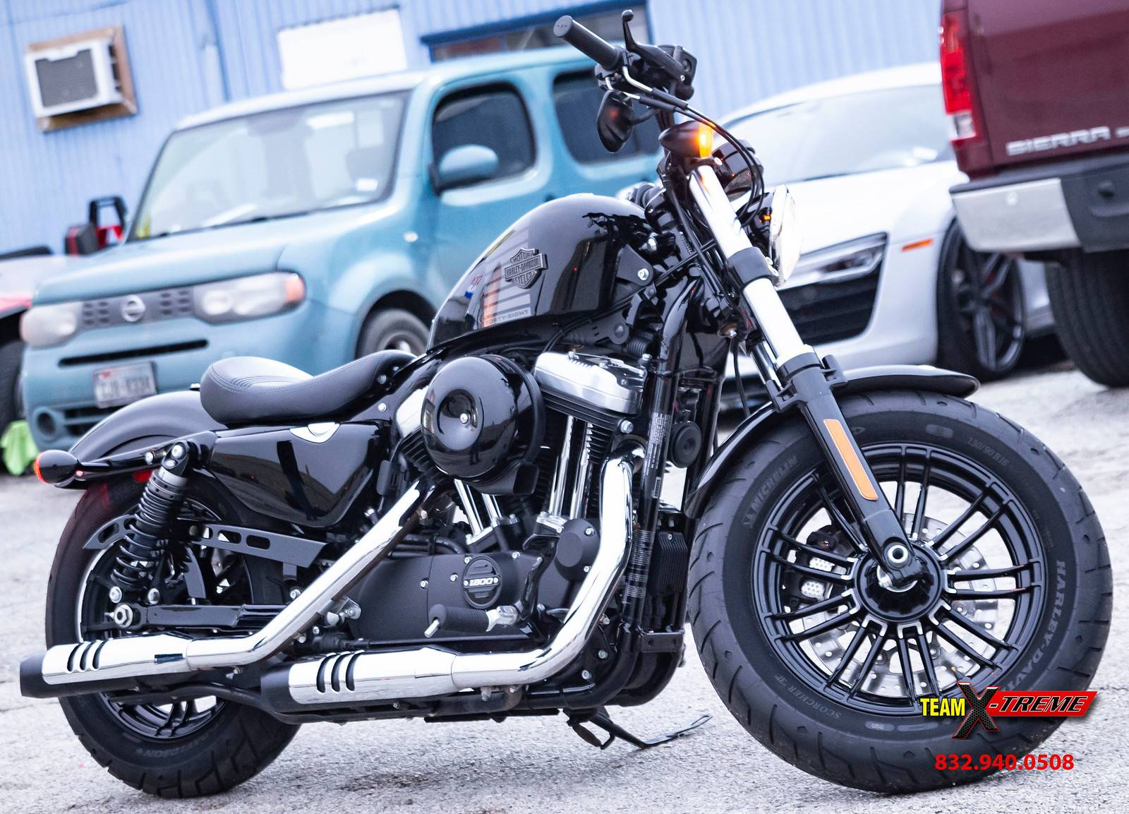 2018 Harley-Davidson Forty-Eight® in Houston, Texas