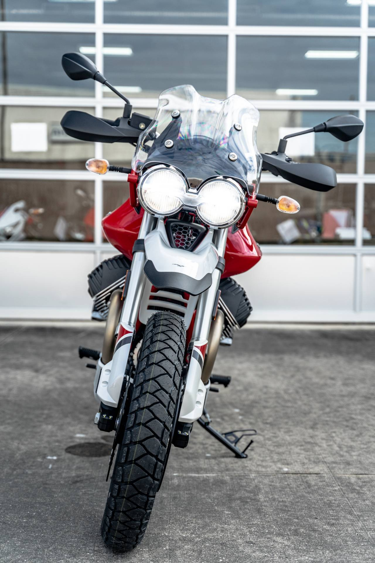 2020 Moto Guzzi V85 TT Adventure in Houston, Texas - Photo 20