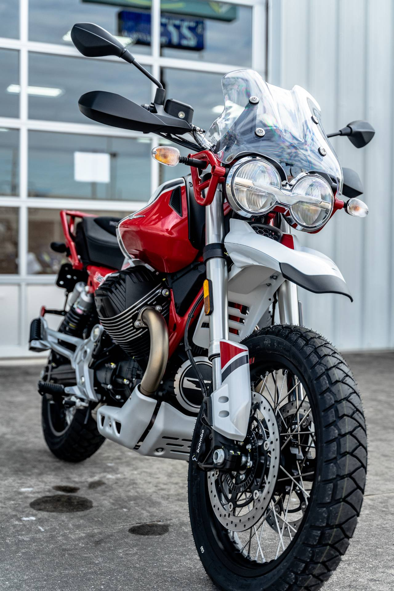 2020 Moto Guzzi V85 TT Adventure in Houston, Texas - Photo 22
