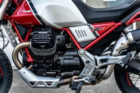 2020 Moto Guzzi V85 TT Adventure in Houston, Texas - Photo 25