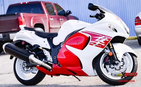 2018 Suzuki Hayabusa in Houston, Texas