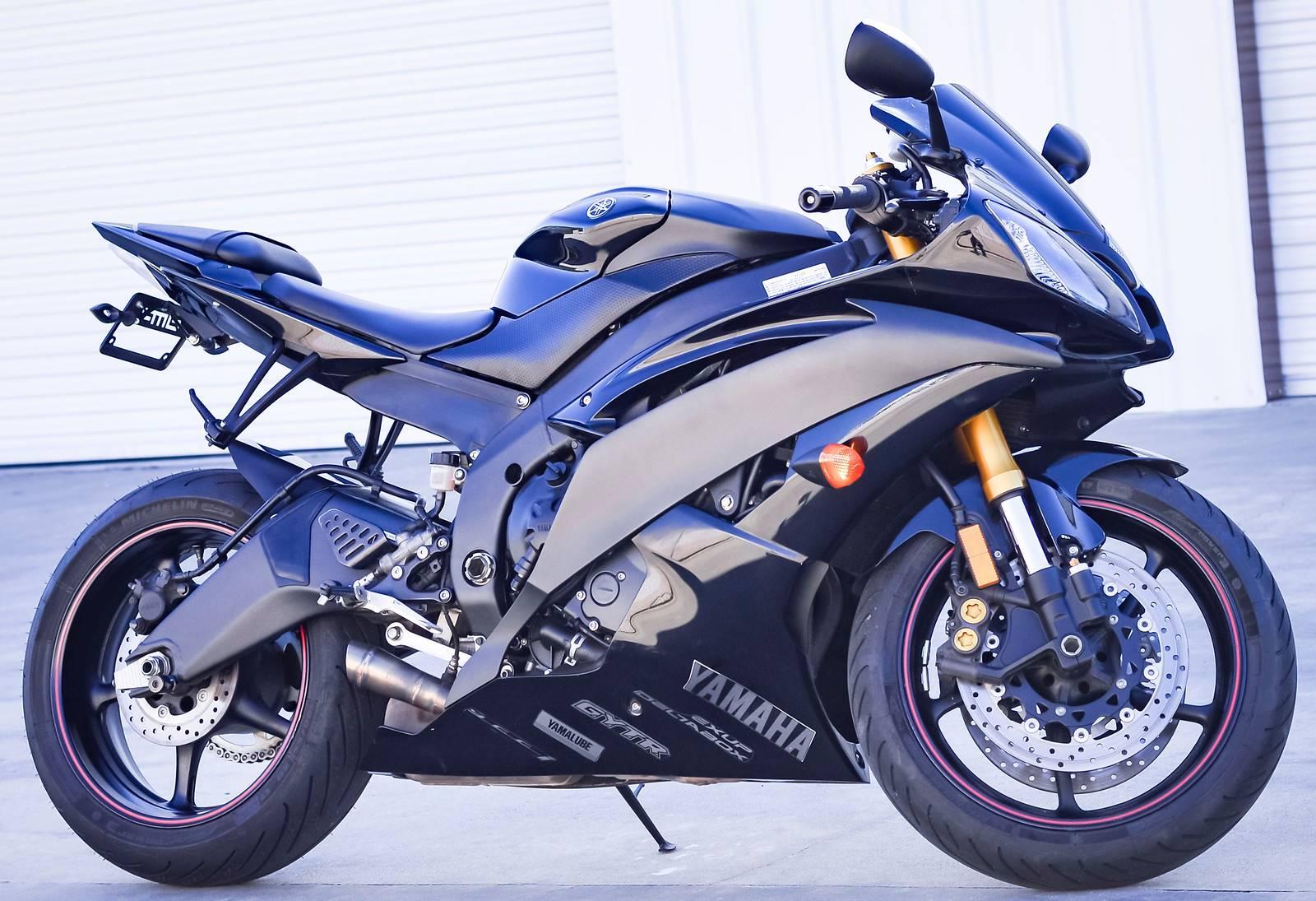2014 Yamaha YZF-R6 TEAM YAMAHA for sale 5563