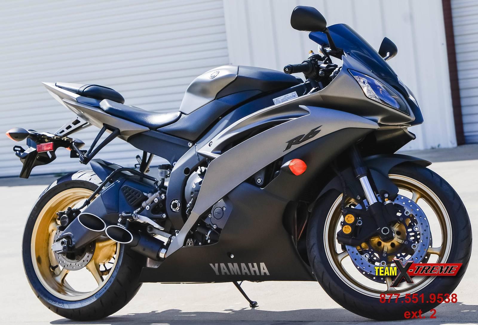 2014 Yamaha YZF-R6 1