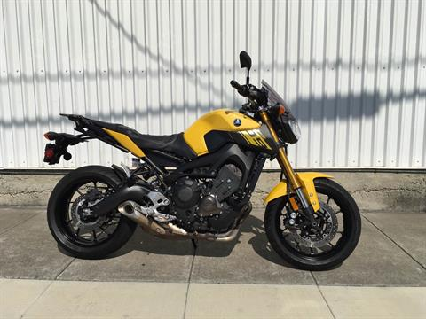 2015 Yamaha FZ-09 in Berkeley, California