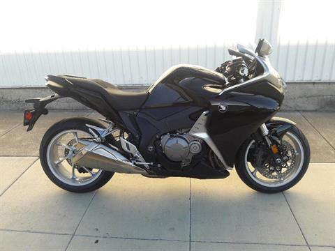 2013 Honda VFR1200F in Berkeley, California