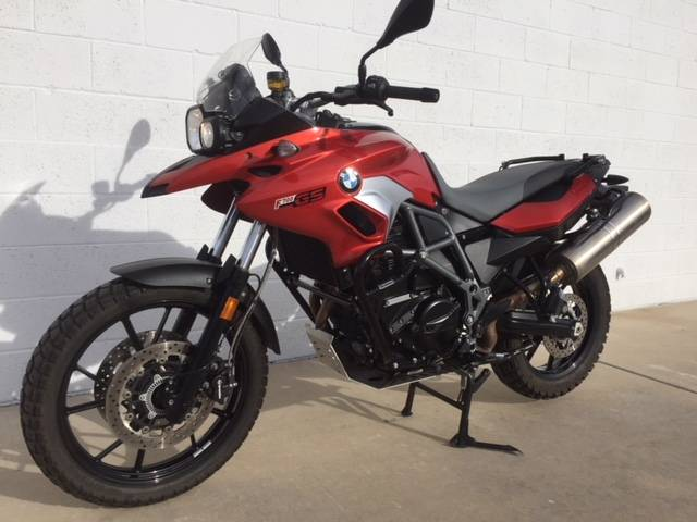 2016 BMW F 700 GS in Tucson, Arizona