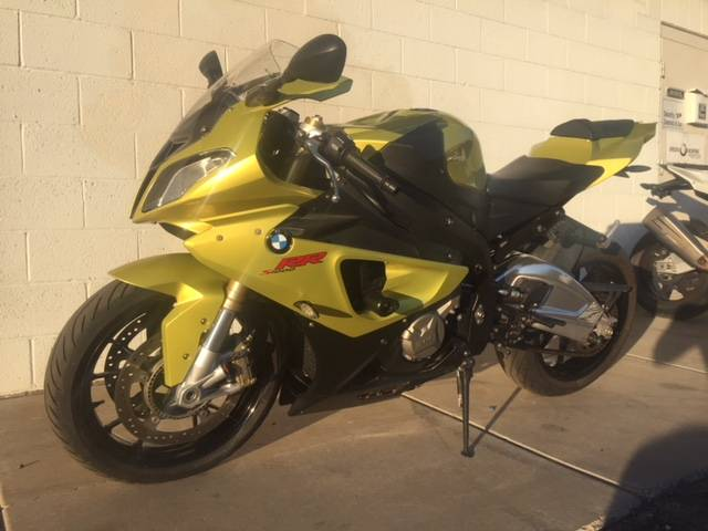 2010 BMW S 1000 RR in Tucson, Arizona