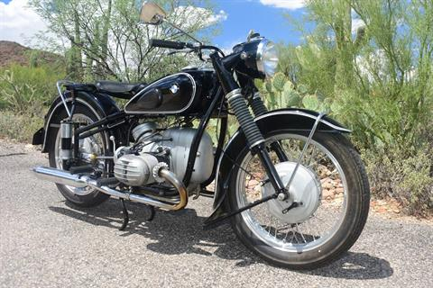 1955 BMW R67/3 in Tucson, Arizona