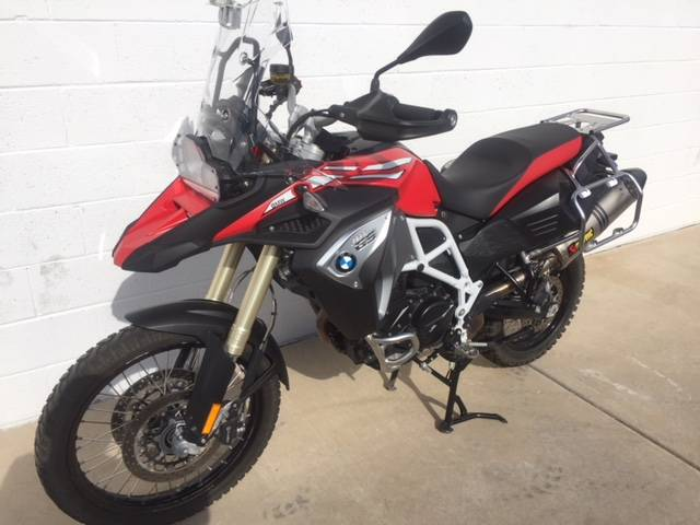 2017 BMW F 800 GS Adventure in Tucson, Arizona - Photo 1