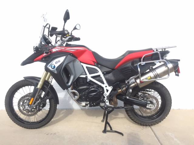 2017 BMW F 800 GS Adventure in Tucson, Arizona - Photo 3