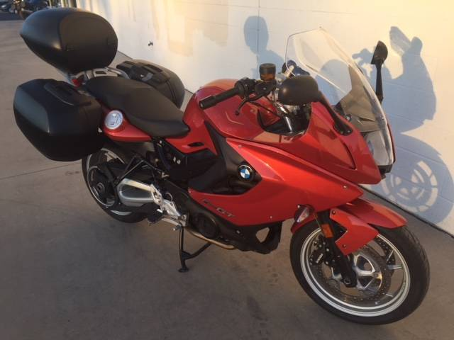 2014 BMW F 800 GT in Tucson, Arizona