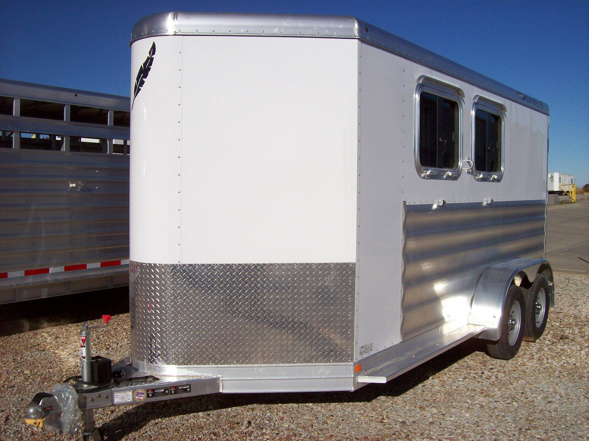 2017 Featherlite Trailers 9409-672H in Roca, Nebraska