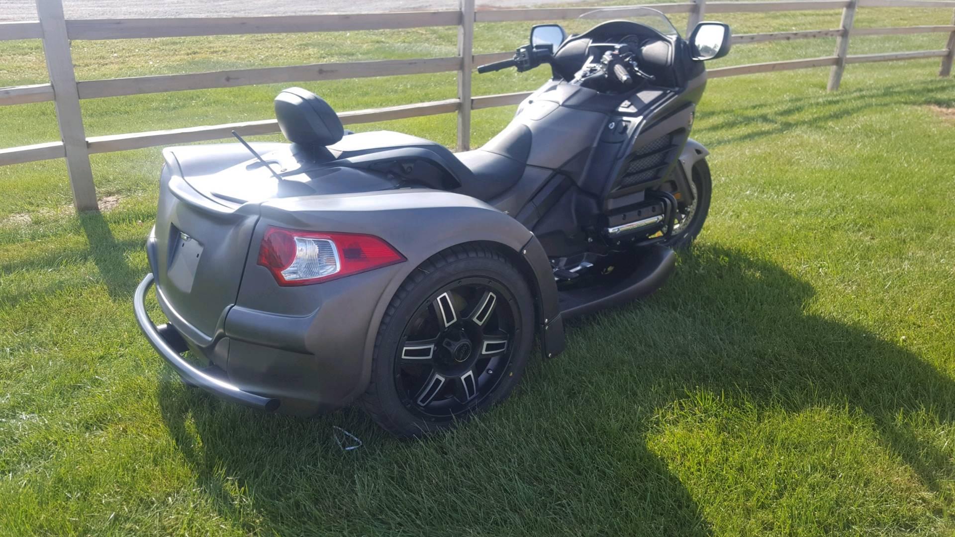 2016 Motor Trike Gl1800 F6b In Roca Nebraska Photo 1