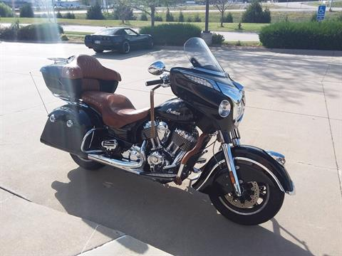 2015 Indian Roadmaster™ in Roca, Nebraska