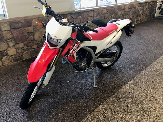 2015 Honda CRF®250L in Roca, Nebraska