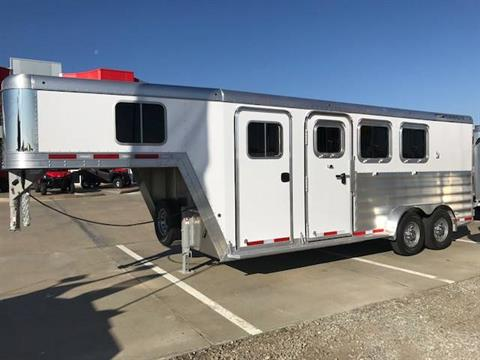 2018 Featherlite Trailers 8541-703H in Roca, Nebraska