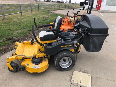2017 Hustler Turf Equipment Raptor Flip-Up 54 in. Kohler 7000 HD in Roca, Nebraska