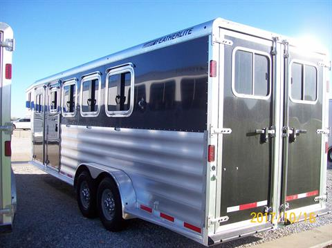 2018 Featherlite Trailers 8541-704H in Roca, Nebraska