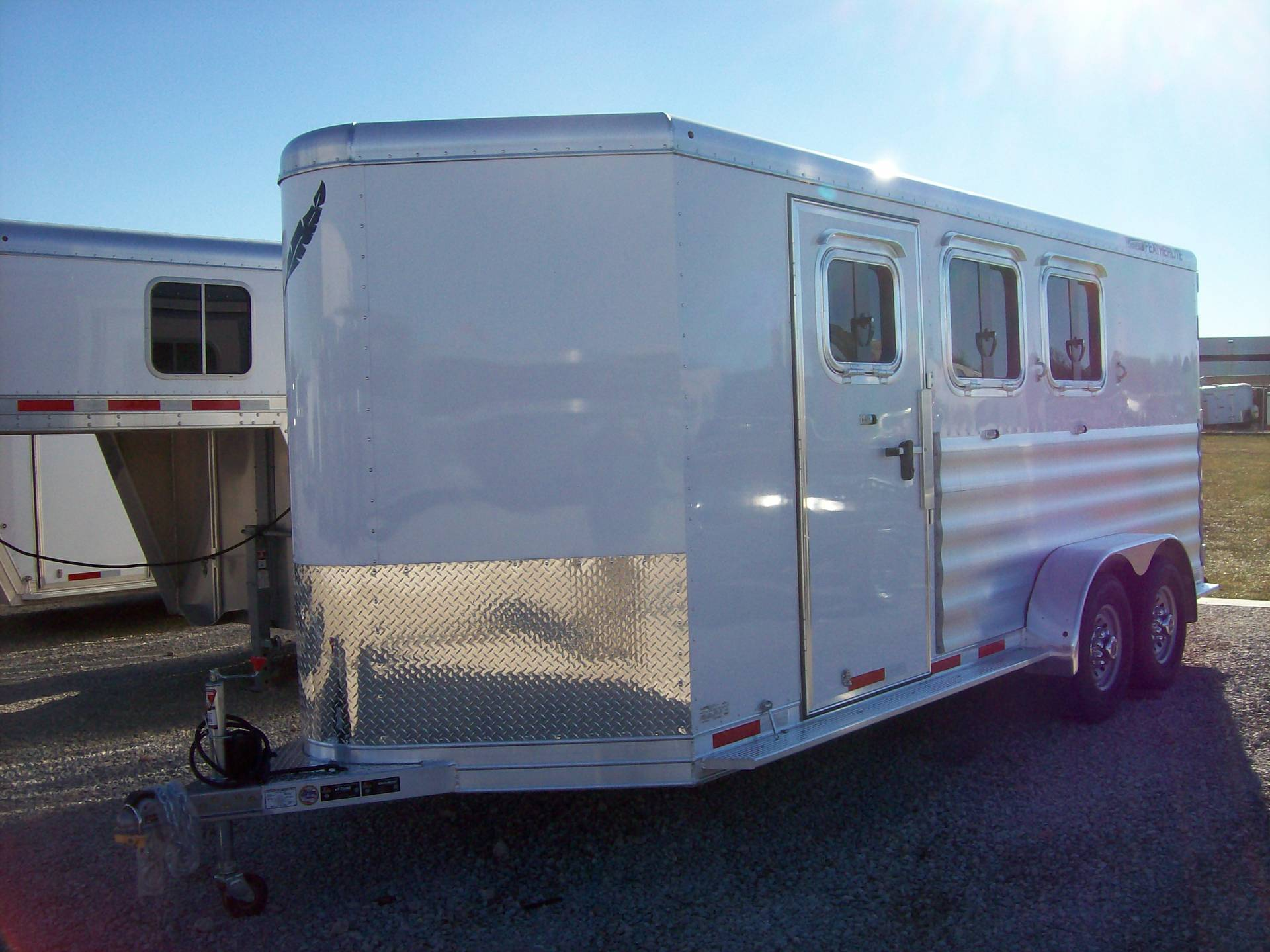 2017 Featherlite Trailers 9409-673H in Roca, Nebraska