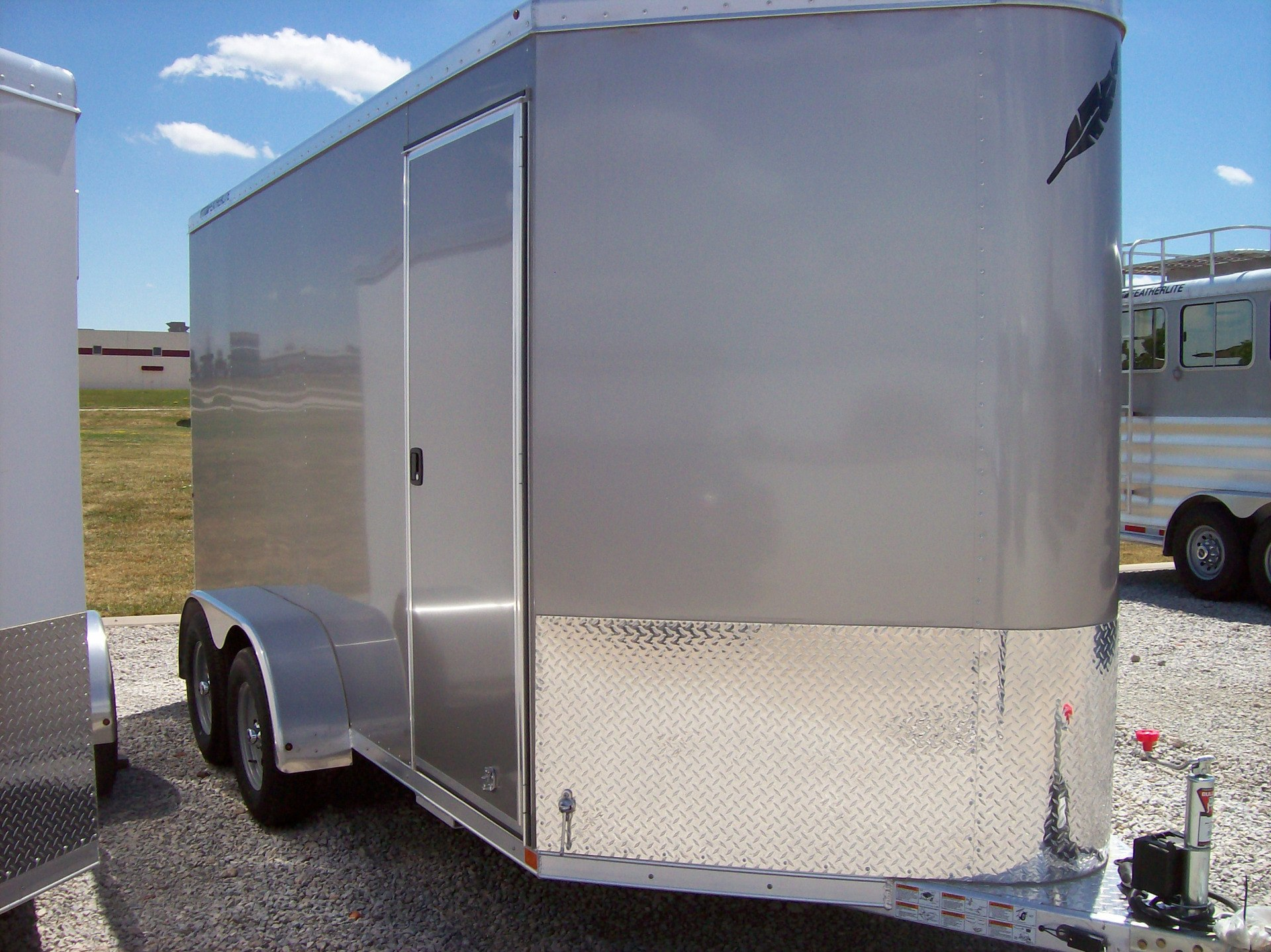 2016 Featherlite Trailers 1610-6714 in Roca, Nebraska