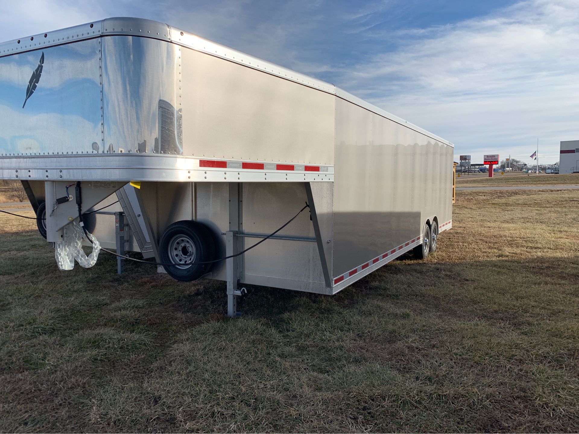 2019 Featherlite Trailers 1641-8628 in Roca, Nebraska - Photo 1
