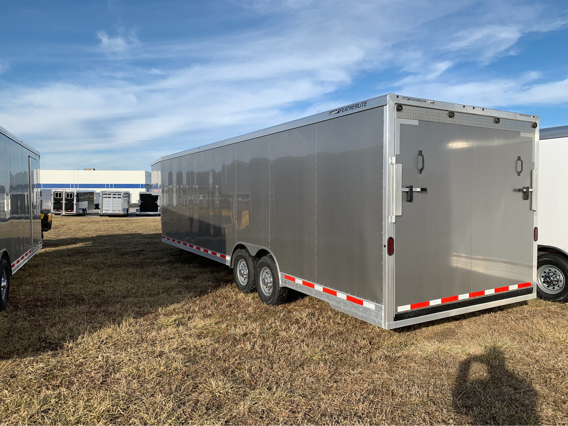 2019 Featherlite Trailers 1641-8628 in Roca, Nebraska - Photo 4