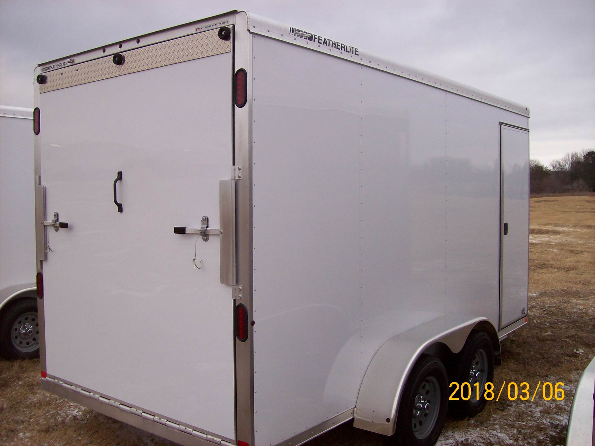 2018 Featherlite Trailers 1610-6714 in Roca, Nebraska