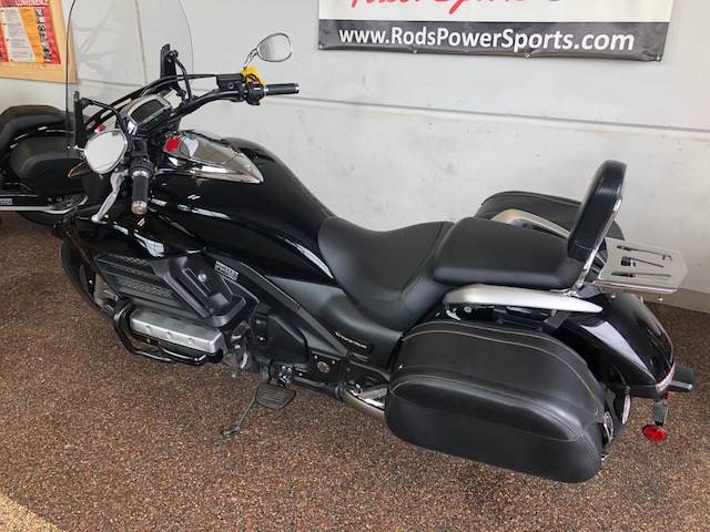 2014 Honda Gold Wing® Valkyrie® in Roca, Nebraska