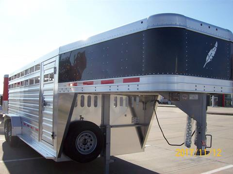 2018 Featherlite Trailers 8117-6720 in Roca, Nebraska