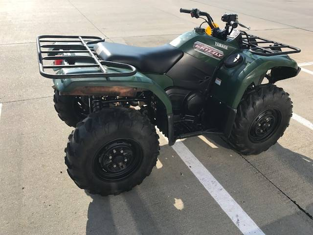2012 yamaha grizzly 450 auto 4x4 for sale roca ne 2274 for Yamaha grizzly 450 for sale
