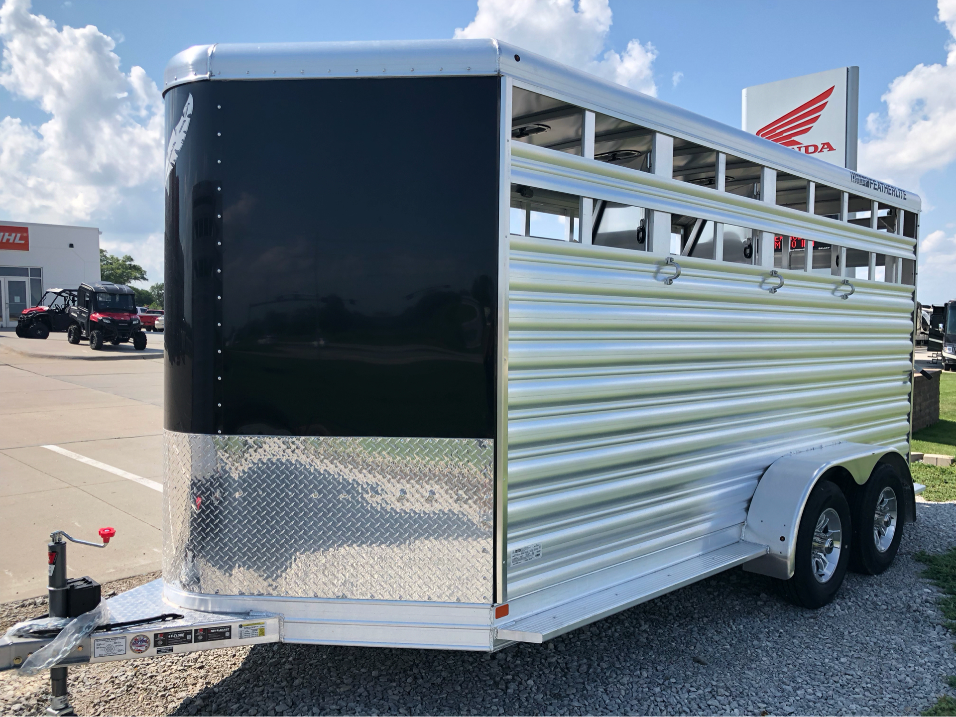 2019 Featherlite Trailers 9651-314B in Roca, Nebraska - Photo 1