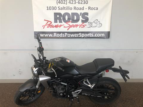 2019 Honda CB300R ABS in Roca, Nebraska