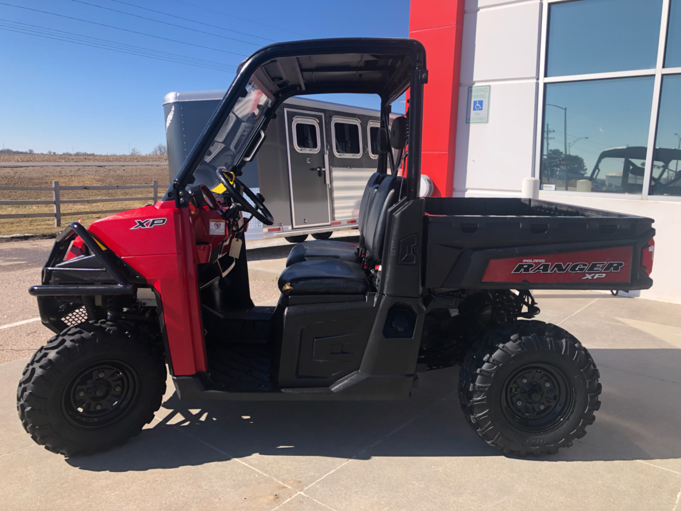 2013 Polaris Ranger XP® 900 in Roca, Nebraska - Photo 1