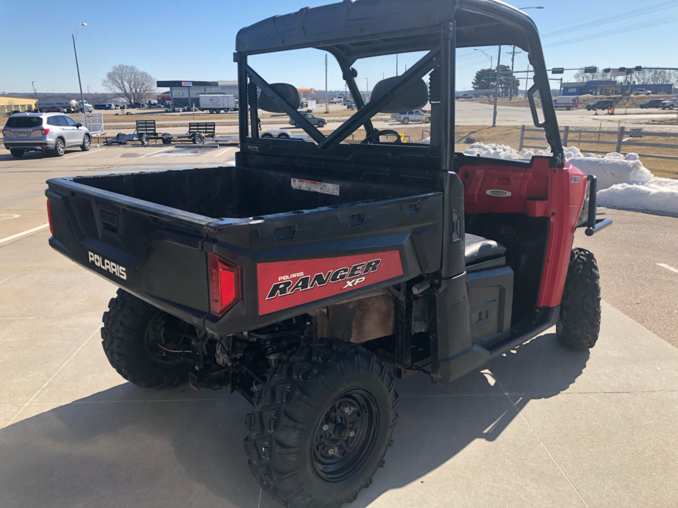 2013 Polaris Ranger XP® 900 in Roca, Nebraska - Photo 5