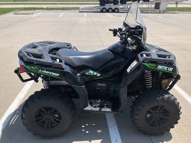 2015 Arctic Cat XR 550 Limited EPS in Roca, Nebraska
