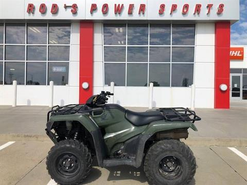 2016 Honda FourTrax Rancher in Roca, Nebraska