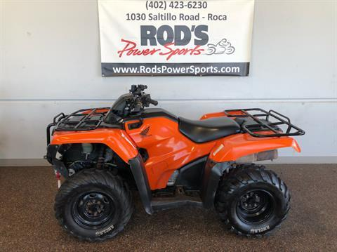 2014 Honda FourTrax® Rancher® 4x4 DCT EPS in Roca, Nebraska