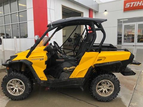 2014 Can-Am Commander™ XT™ 1000 in Roca, Nebraska