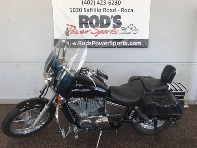 2007 Honda Shadow SpiritTM Motorcycles Roca Nebraska 104128