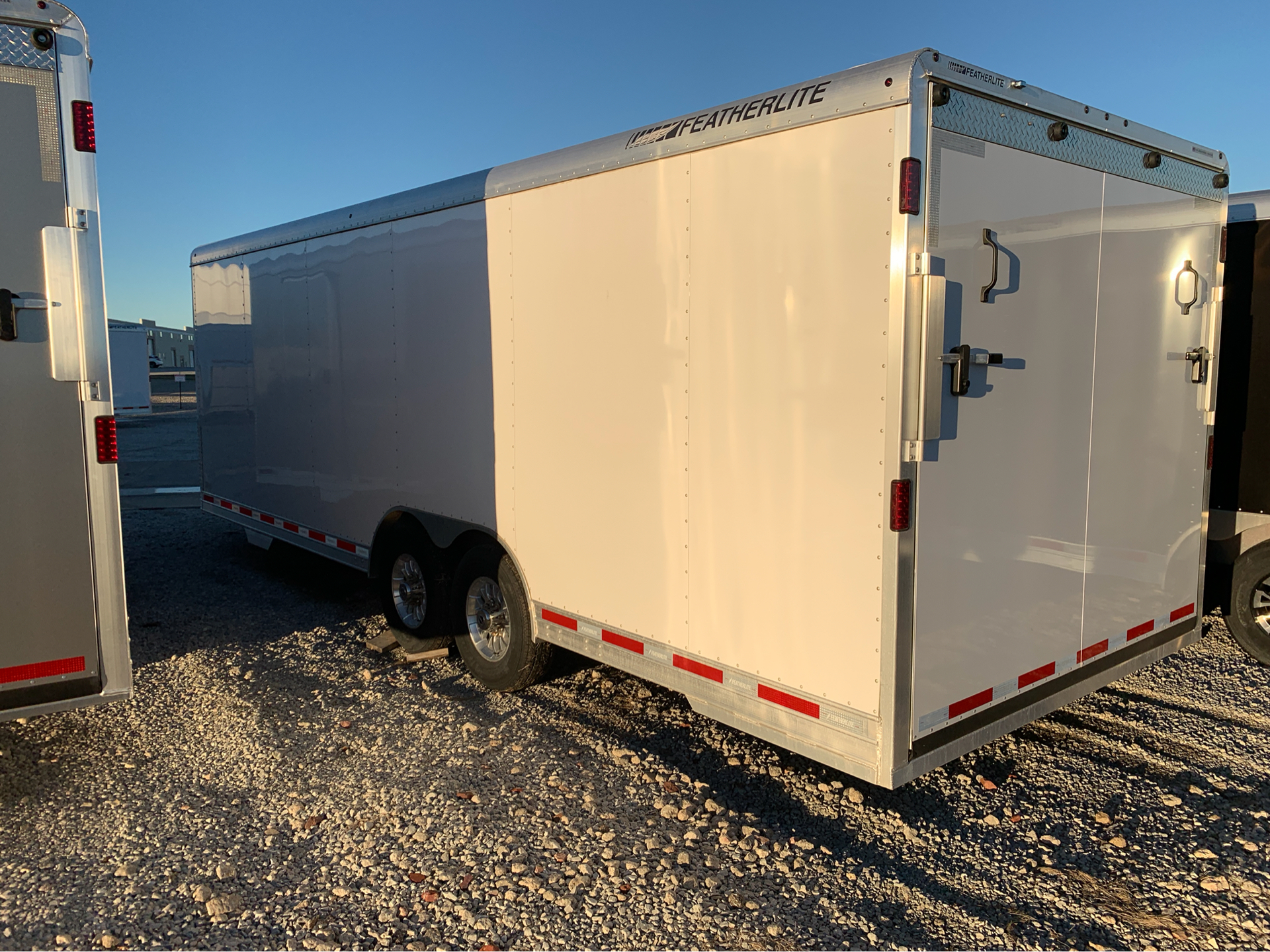 2018 Featherlite Trailers 4926-0024 in Roca, Nebraska