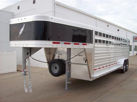 2018 Featherlite Trailers 8127-7028 in Roca, Nebraska