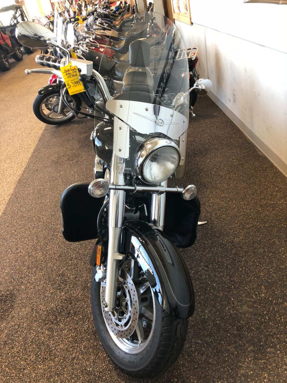 2008 Yamaha V Star 1100 5