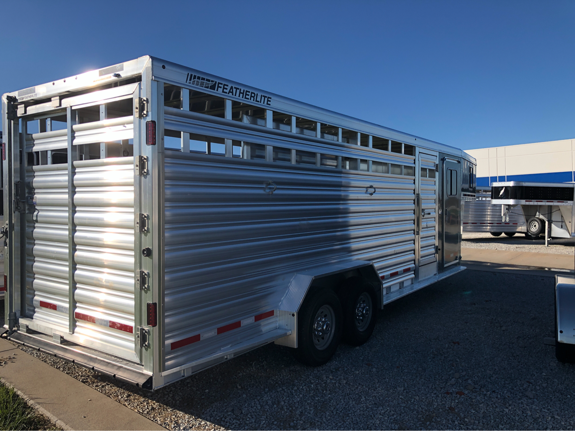 2019 Featherlite Trailers 8413-7024 in Roca, Nebraska