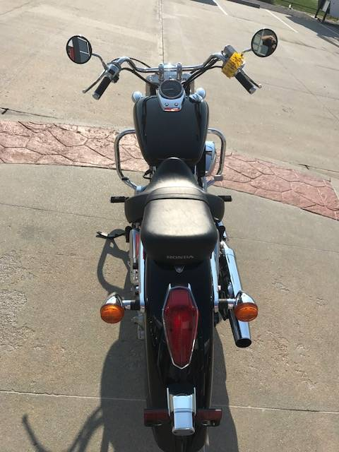 2008 Honda Shadow Aero® in Roca, Nebraska