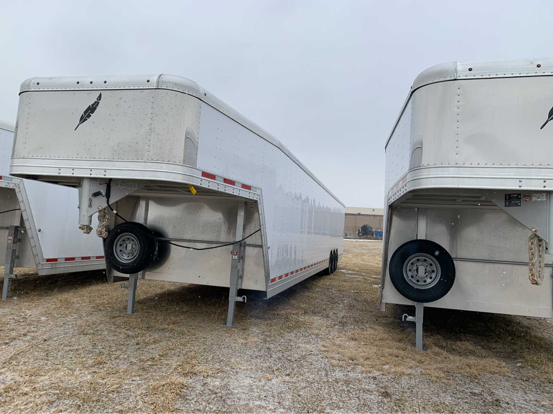 2019 Featherlite Trailers 4941-0040 in Roca, Nebraska - Photo 2