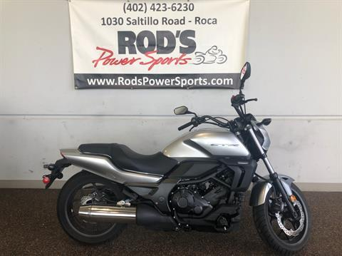 2015 Honda CTX®700N in Roca, Nebraska