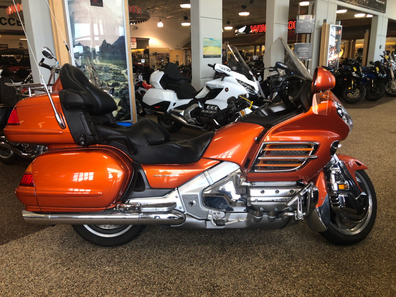2002 Honda Gold Wing 1