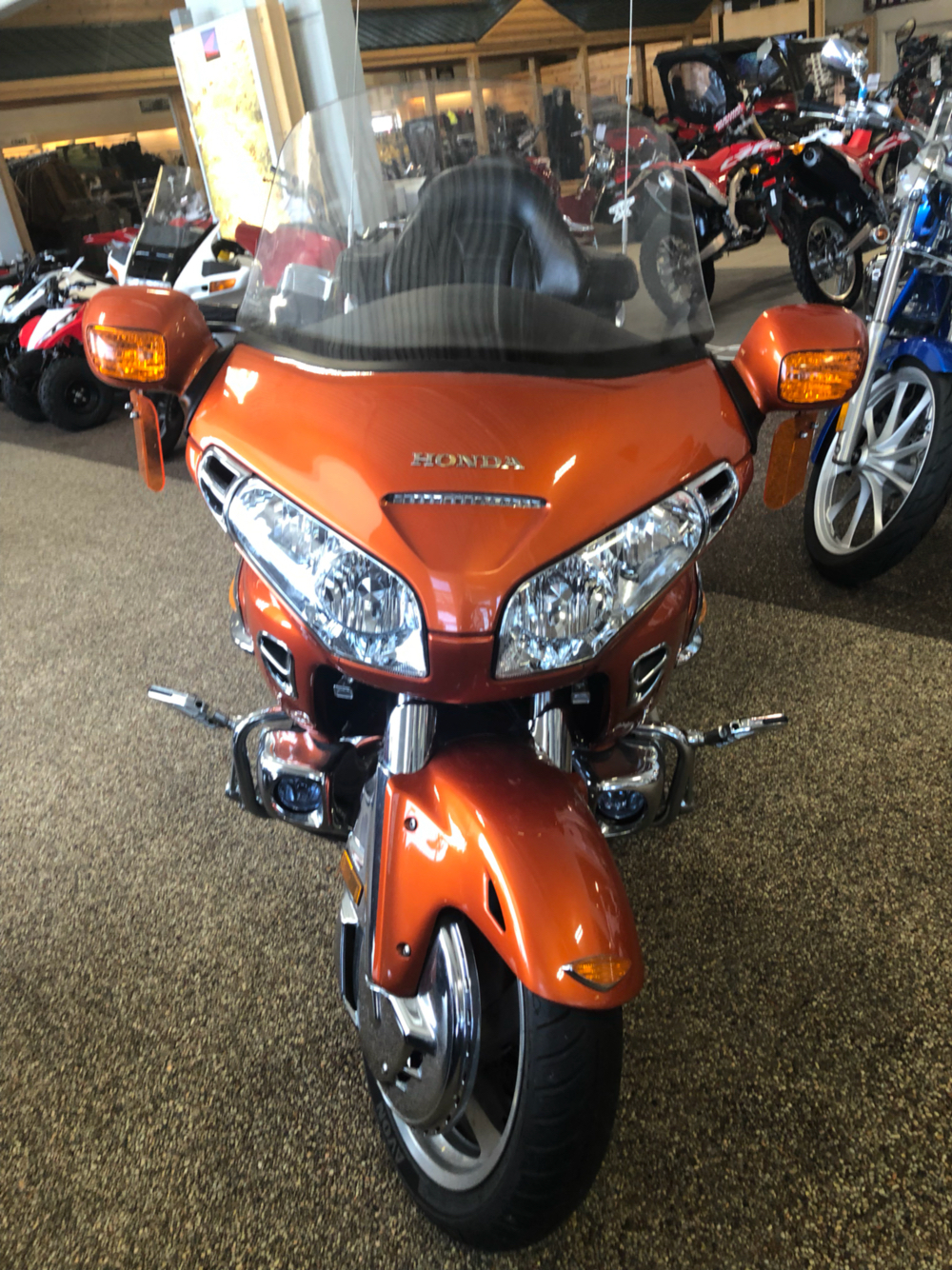 2002 Honda Gold Wing 4