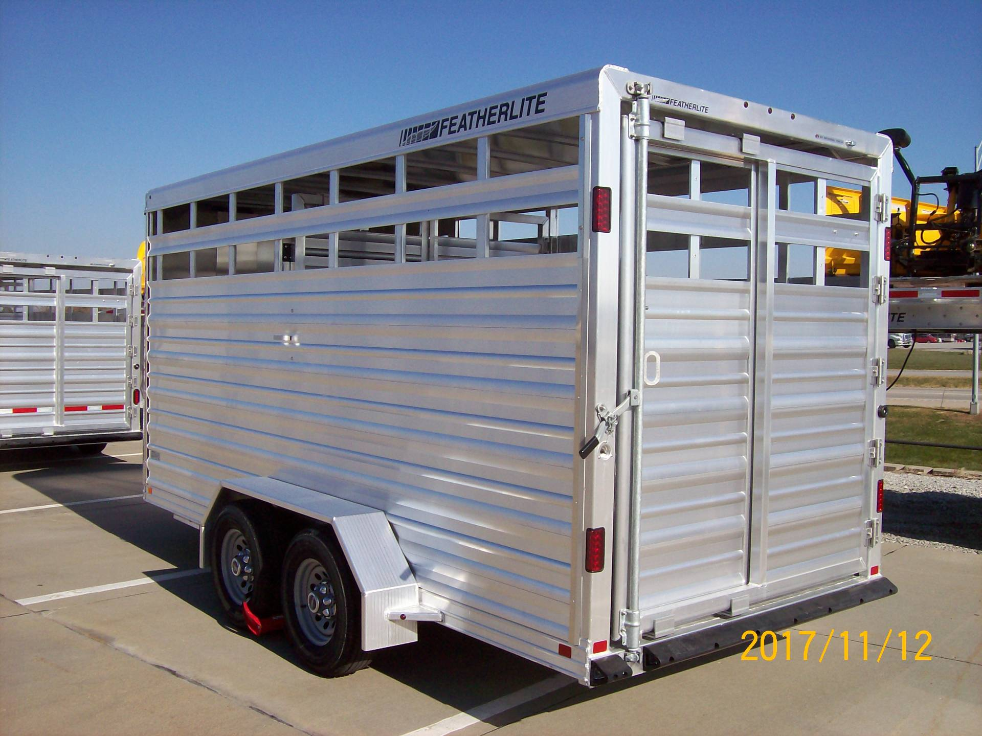 2018 Featherlite Trailers 8107-6716 in Roca, Nebraska